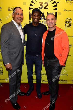 Editorial photo of 'Sweet Micky for President' film screening, Miami, Florida, America - 13 Mar 2015