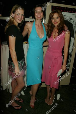Tara Thompson, Alana de la Garza and Elizabeth Bogush