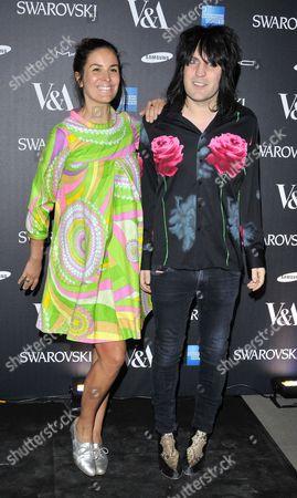 Lliana Bird & Noel Fielding