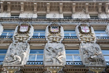 Julius Meinl Headquarters, Vienna, Austria, Europe