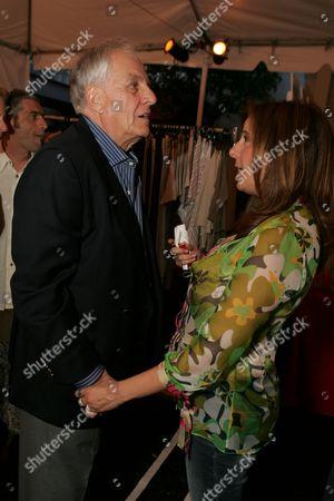 Garry Marshall and Victoria Jackson