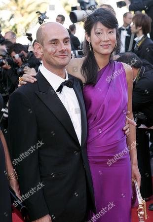 Bernard Campan and Mai Anh Le