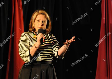 Editorial image of Chagword Literary Festival, Devon, Britain - 13 Mar 2015