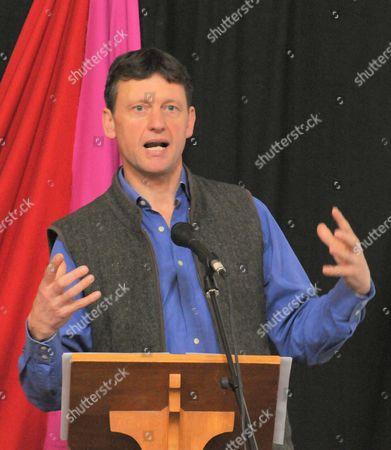 Editorial photo of Chagword Literary Festival, Devon, Britain - 13 Mar 2015