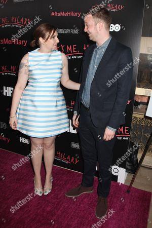 Lena Dunham and Matt Wolf, Director