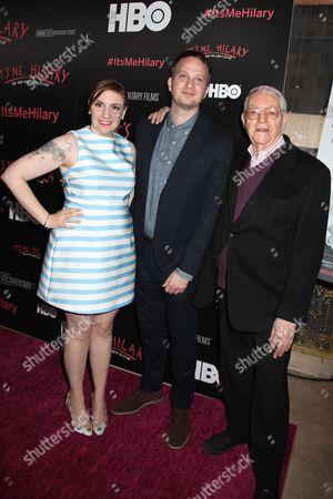 Editorial photo of 'It's Me, Hilary - The Man Who Drew Eloise' film screening, New York, America - 16 Mar 2015