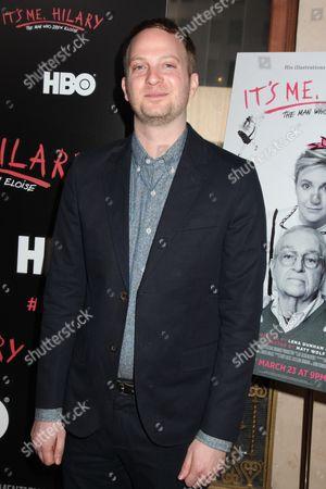 Stock Picture of Matt Wolf, Director
