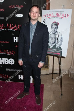 Editorial picture of 'It's Me, Hilary - The Man Who Drew Eloise' film screening, New York, America - 16 Mar 2015
