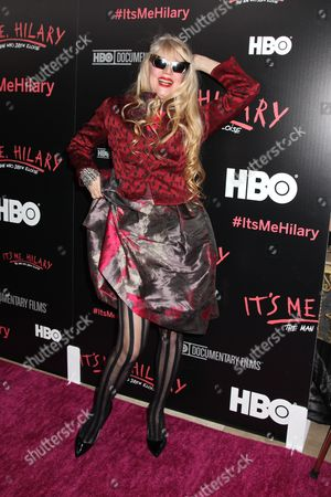 Stock Image of Phoebe Legere