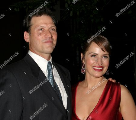 Stock Picture of Michael Sabatino, Crystal Chappell