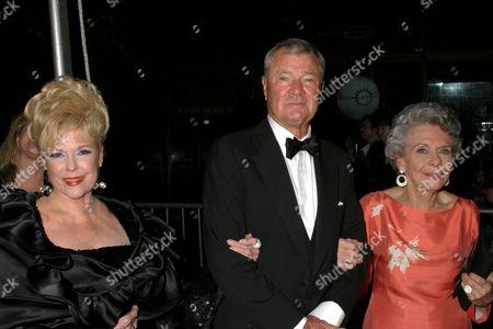 Eileen Fulton, Don Hastings, Helen Wagner