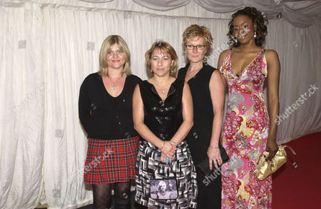 Pauline Campbell, Tracey Wilkinson, Linda Henry and Antonia Okonma