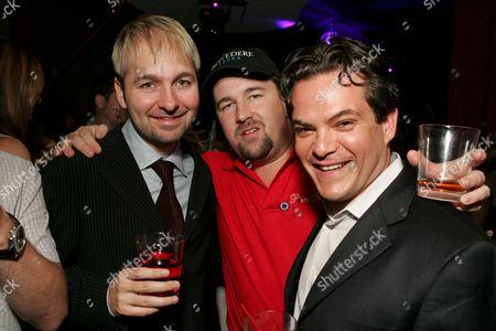 Daniel NeGreanu, Chris Moneymaker & Belvedere's Henry Sidel