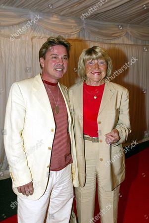 David Van Day and Dora Bryan