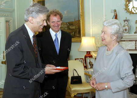 Editorial picture of QUEEN ELIZABETH II, BUCKINGHAM PALACE, LONDON, BRITAIN - 25 MAY 2004