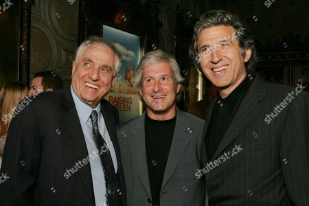 Garry Marshall, Charles Lyons & Armyan Bernstein