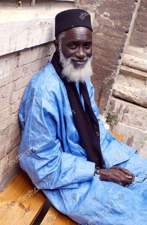 Stock Image of Abasse Ndione