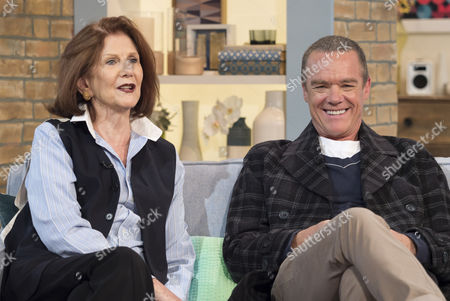 Anne Charleston and Stefan Dennis
