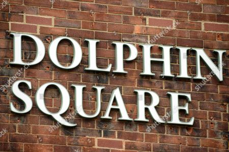 Stock Picture of Dolphin Square estate