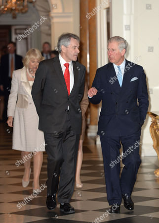 Sir Peter Westmacott and Prince Charles