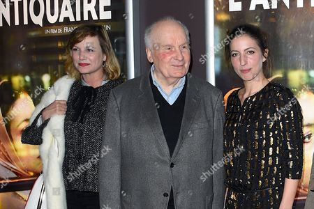 Fabienne Babe, Michel Bouquet and Anna Sigalevitch