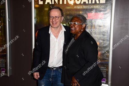 Francois Margolin and Firmine Richard