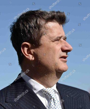 Stock Picture of Janusz Palikot