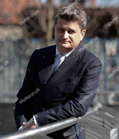 Stock Photo of Janusz Palikot