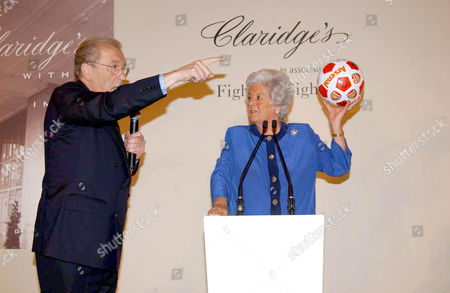 David Frost and Betty Boothroyd