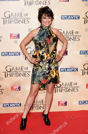 Editorial picture of 'Game of Thrones' TV series, season five world premiere, Tower of London, Britain - 18 Mar 2015