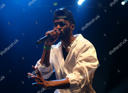 Editorial picture of Omarion and support acts in concert, Koko, London, Britain - 16 Mar 2015