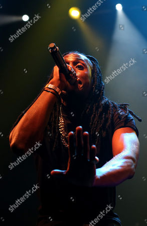 Stock Image of Sterling Ramsey of Rough Copy