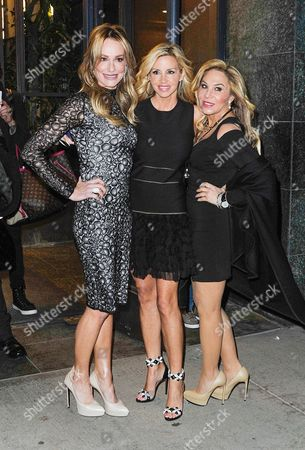 Taylor Armstrong, Camille Grammer, Adrienne Maloof-Nassif