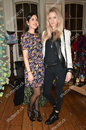 Noor Fares and Rebecca Corbin-Murray