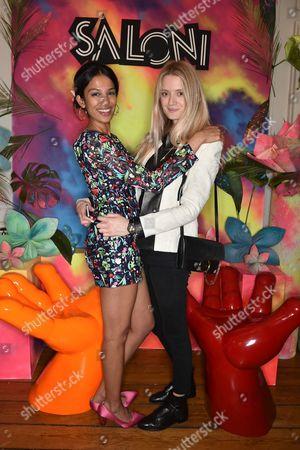 Saloni Lodha and Rebecca Corbin-Murray