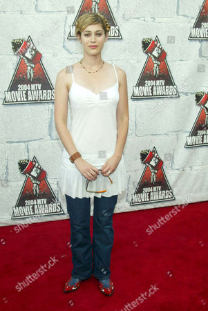 Editorial photo of MTV MOVIE AWARDS, LOS ANGELES, AMERICA - 05 JUN 2004