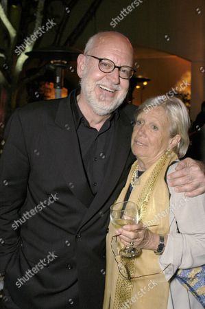 Director Frank Oz and Costume Director Ann Roth