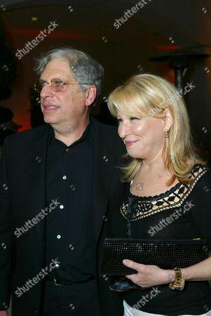 Jonathan Dolgen and Bette Midler