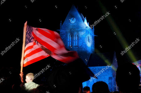 Editorial picture of COMMEMORATION OF THE 60TH ANNIVERSARY OF D DAY, ST MERE EGLISE, NORMANDY, FRANCE - 06 JUN 2004