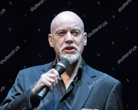 """Anthony Warlow performs """"The Impossible Dream"""" from """"Man of La Mancha"""" for Camilla Duchess of Cornwall at the Sidney Harman Hall in Washington, D.C."""