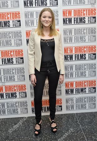 Editorial photo of 'The Diary of a Teenage Girl' film screening, New Directors New Films 2015 Opening Night, New York, America - 18 Mar 2015