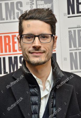 Stock Picture of Nicholas Elliott