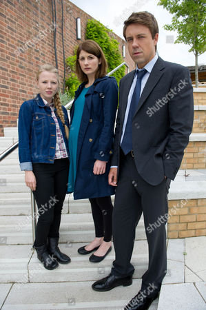 Charlotte Beaumont as Chloe Latimer , Jodie Whittaker as Beth Latimer and Andrew Buchan as Mark Latimer.