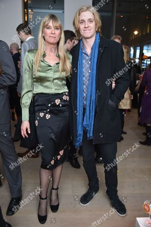 Deborah Leng and Rufus Tiger Taylor
