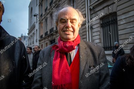Former French Culture Minister Frederic Mitterand