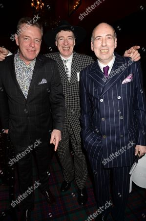 Editorial picture of Hippodrome Presents The Boisdale Boogie Woogie Dinner with Jools Holland in aid of The Joe Strummer Foundation, London, Britain - 19 Mar 2015