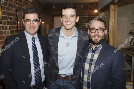 Editorial image of 'Buyer and Cellar' play press night, London, Britain - 19 Mar 2015