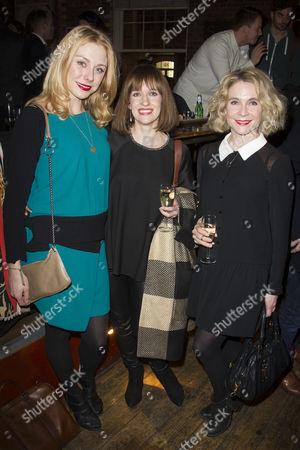 Kelly Price, Anna Lowe and Kaisa Hammarlund