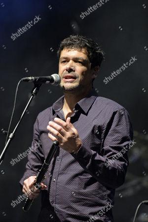 Editorial picture of Hevia in concert at Brancaccio Theatre, Rome, Italy - 18 Mar 2015