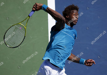 Gael Montfils, France, U.S. Open 2009, Grand Slam Tournament, USTA Billie Jean King National Tennis Center, New York, USA
